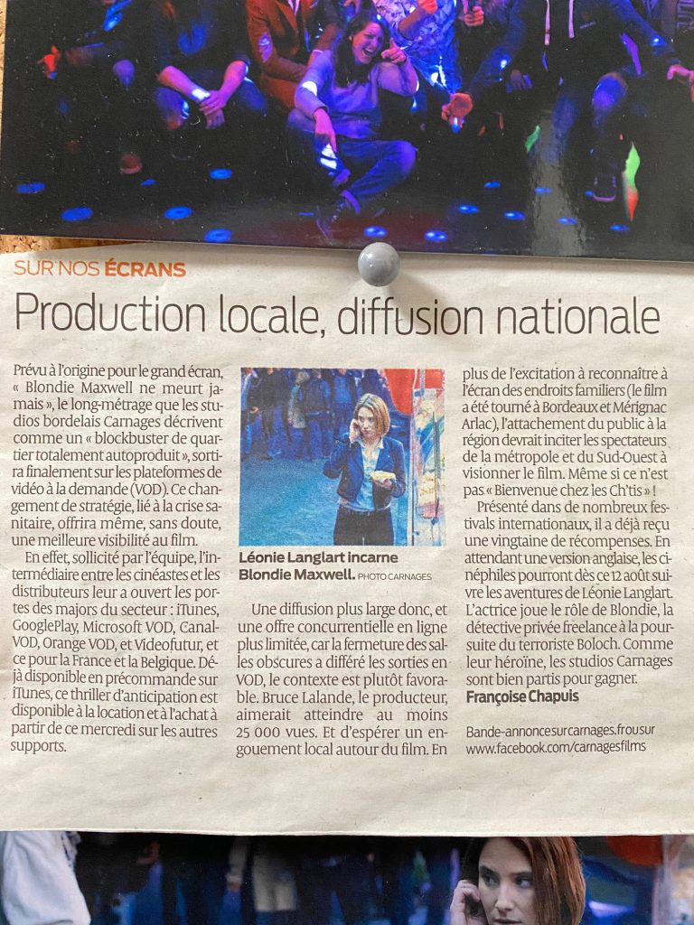 Production locale, diffusion nationale